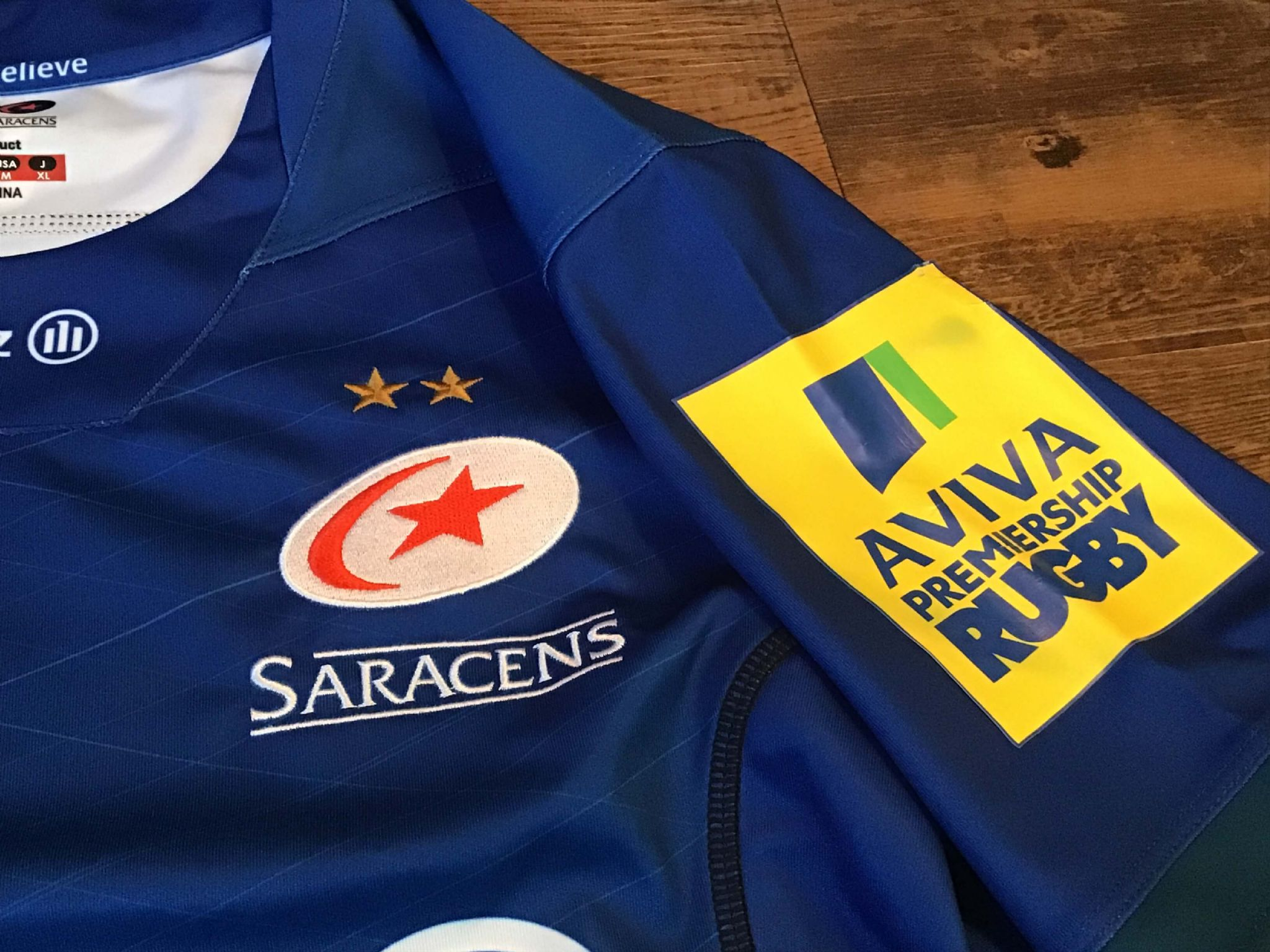 b48d40d2fab Classic Rugby Shirts | 2018 Saracens Vintage Old Jerseys